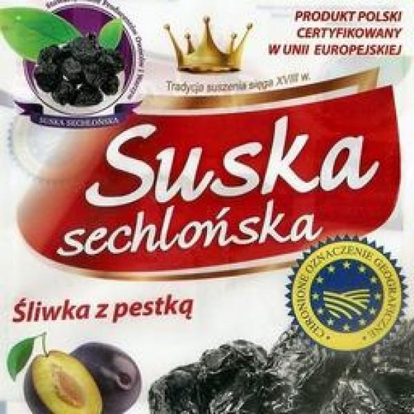 Śliwka Suska sechlońska z pestką