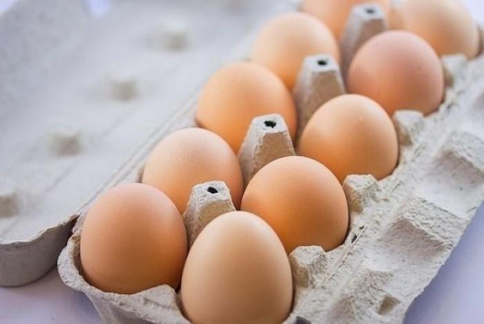 Jaja, jajka  kurze 10 od szczęśliwych kur p. Kot