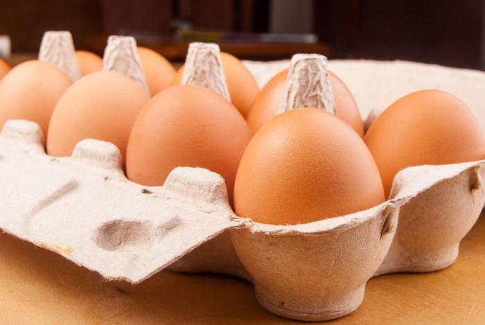 Jaja wiejskie EKO 10sztuk od Adamczyka