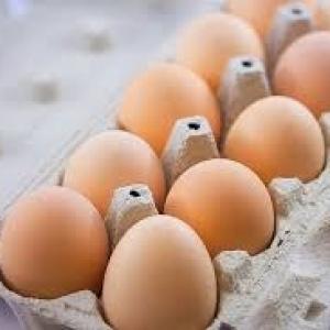 Jajka wiejskie 10szt. od p. Laska