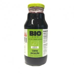 Sok z czarnej porzeczki Bio 330 ml bez cukru