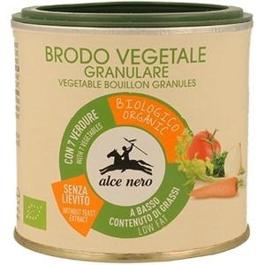 Bulion w proszku (warzywny) bio 120g - Alce Nero