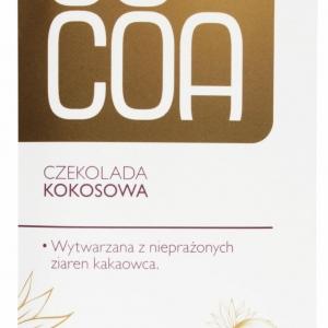 Czekolada kokosowa bio 50 g COCAO