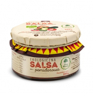 Salsa pomidorowa eko 200 g