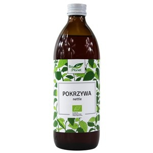 Pokrzywa bio 500 ml - BIO PLANET