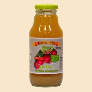 Sok z jabłek Bio 330 ml bez cukru