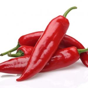 Papryczka chili ostra czerwona  od p. Czaji