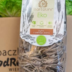 Makaron BartEko żytni  250 g gniazda