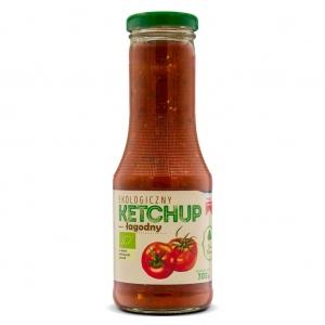 Ketchup pomidorowy łagodny Eko 300 g DARY NATURY