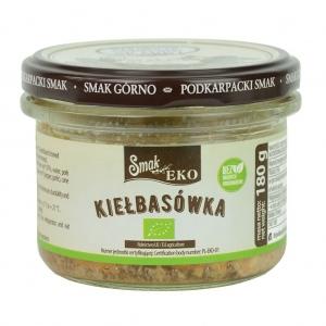 Kiełbasówka bio 180 g SMAK EKO