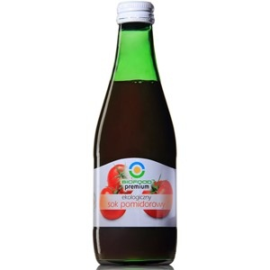 Sok pomidorowy Bio 300 ml - BIO FOOD