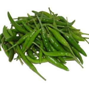 Papryka ostra zielona