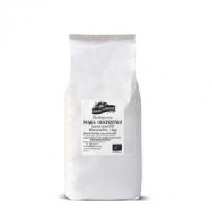 Mąka orkiszowa razowa eko 1 kg