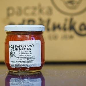 Ekologiczny sos paprykowy 200 ml