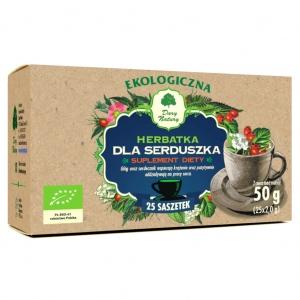 Herbatka dla serduszka bio 25 x 2 g