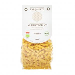 Makaron kukurydziany bio świderek Fusilli 300 g