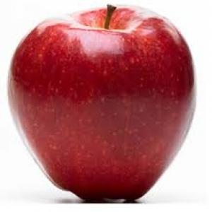 Jabłka Red EKO od p. Laska